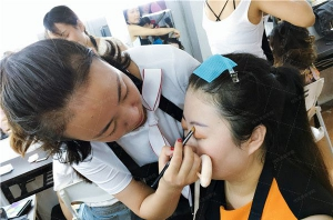 北京的哪家化妆学校的就业率是最高的呢?