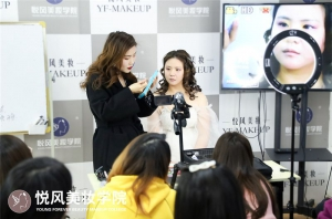 北京学化妆有前途吗?有什么好的化妆学校适合初学者?